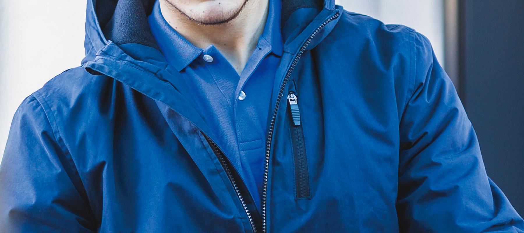 作業服・事務服などの業務用オーダーポロシャツを完全オリジナル製作